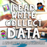 Read, Write, Collect Data - 2nd Grade Math Graphing