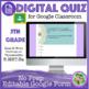 Read & Write Decimals to Thousandths Self Grading Quiz (5-NBT3a) Google Form