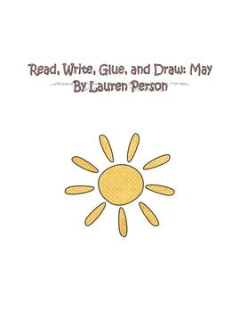 Read, Write, Glue, Draw: May