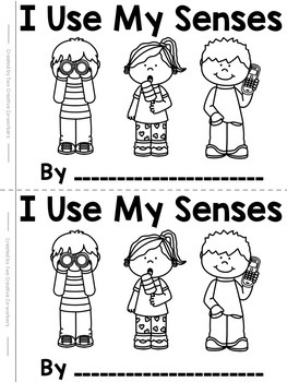 High Frequency / Sight Words Read and Write Printable Minibooks Set 2
