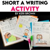 Short a Writing Paper, Writing Center