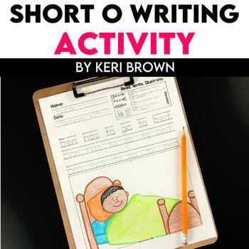 Read. Write. Illustrate. - Short o set