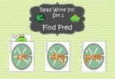 Read Write Inc - Set 1 Find Fred