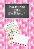 Read Write Inc Set 1 Roll It Spell It