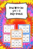 Read Write Inc - Set 1 - 3 Sounds Bingo