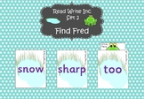 Read Write Inc - Set 2 Find Fred
