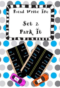 Read Write Inc - Set 2 Park It
