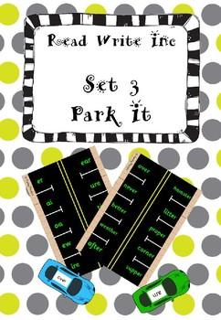 Read Write Inc - Set 3 Park It
