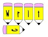 Read, Write, Love Banner