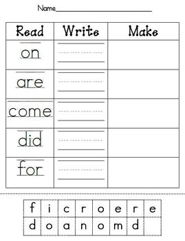 Original as well Yellow as well Primer Word List additionally Img moreover Image Width   Height   Version. on sight word list for kindergarten