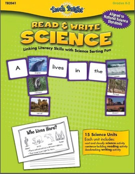 Read & Write Science
