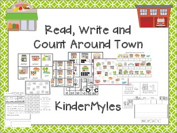 Read Write and Count Around Town