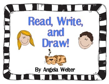 Read, Write, and Draw!