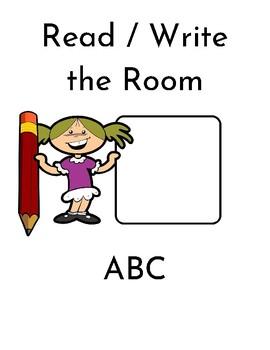 Read / Write the Room ABC
