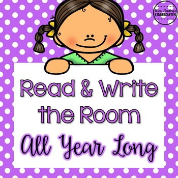Read & Write the Room All Year Long