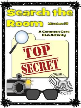 ELA Read & Write the Room