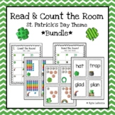 Read & Count the Room Bundle! *St. Patrick's Day*