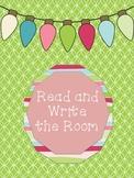 Read & Write the Room -Winter
