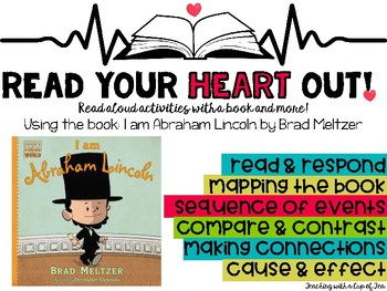 Read Your Heart Out Series: Abraham Lincoln