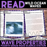 Read a Passage about Wild Ocean Waves - Science Station