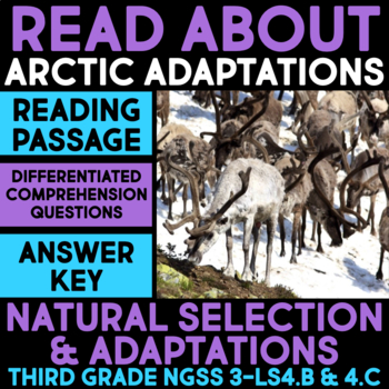 Read a Passage about the Arctic Biome - Natural Selection Science Station