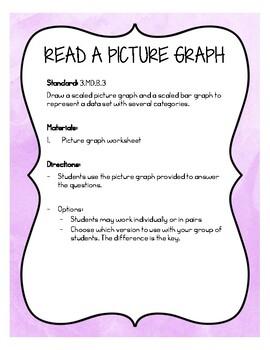 Read a Picture Graph
