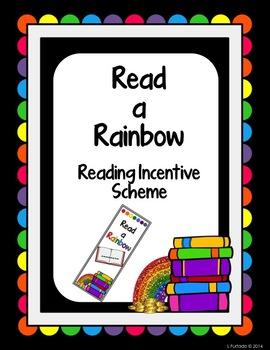 Read a Rainbow Reading Incentive Scheme
