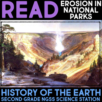 Read about National Park Erosion - History of the Earth - Second Stations