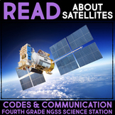 Read about Satellites - Communication through Codes & Technology