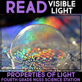 READ about Visible Light - Properties of Light Science Station