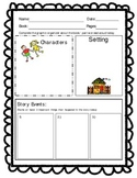 Read aloud comprehension exit ticket