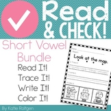 Read and Check Short Vowel Bundle