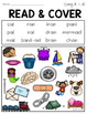 Read and Color Cover Vowel Teams A and U