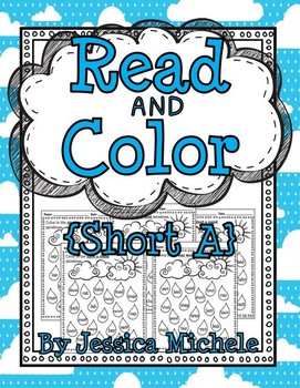 Read and Color {Short A}