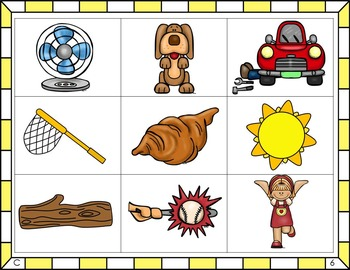 CVC Word Blending Practice Read and Cover