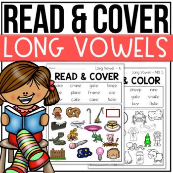 Read and Cover Color Magic E