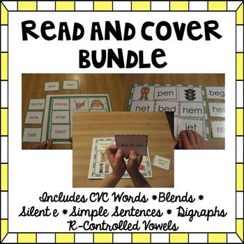 Read and Cover Bundle