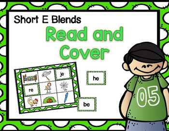 Read and Cover Short E Blends