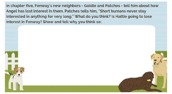 Read and Create with Fenway and Hattie