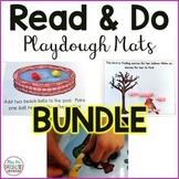 Read and Do Playdough Mats BUNDLE (Reading Comprehension Playdough Mats)