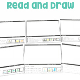 Read and Draw   Following Directions