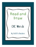 Read and Draw- CVC Words