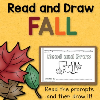 Read and Draw: FALL!
