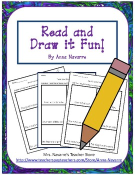 Read and Draw it Fun!