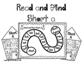 Read and Find Short A Game
