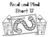 Read and Find Short U Game