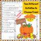 Read and Follow Directions Activities Halloween, Fall 1st and 2nd Grades
