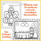 Thanksgiving ~ Read and Follow Directions, Just Print, No Prep,  1st & 2nd