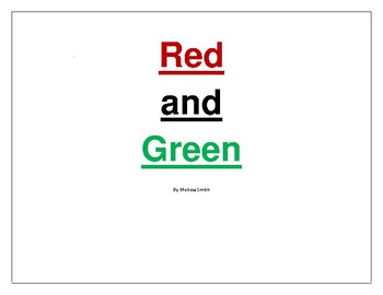 Read and Green Book For Paired and Repeated Reaing