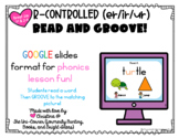 Read and Groove: R-Controlled ER IR and UR Phonics Practic